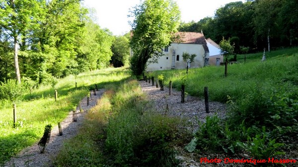 L'ermitage du Val de Seine présenté par Dominique Masson