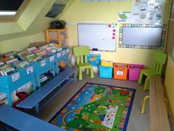 Le tour de ma salle de classe