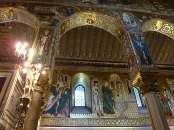 Palerme, Chapelle Palatine 9b