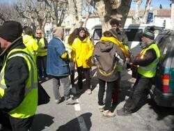 Chaine Humaine 11 Mars 2012