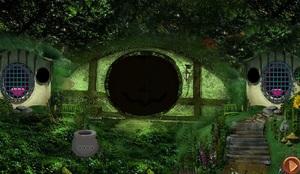Jouer à 8B Fantasy pumpkin forest escape