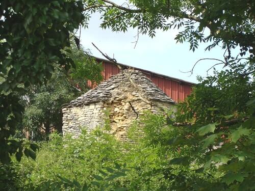Visite du village de Meulson..