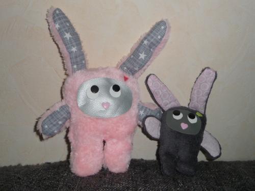Martine la lapine naine