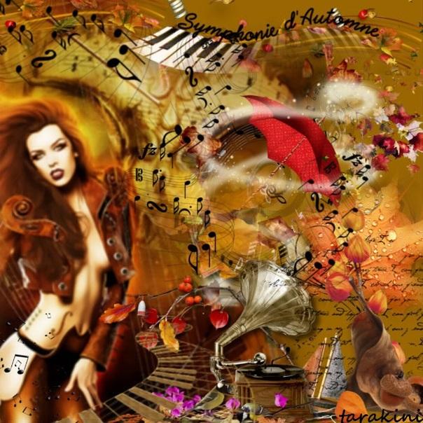symphonie d automne ...