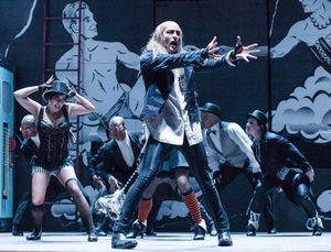dance ballet the rocky horror show