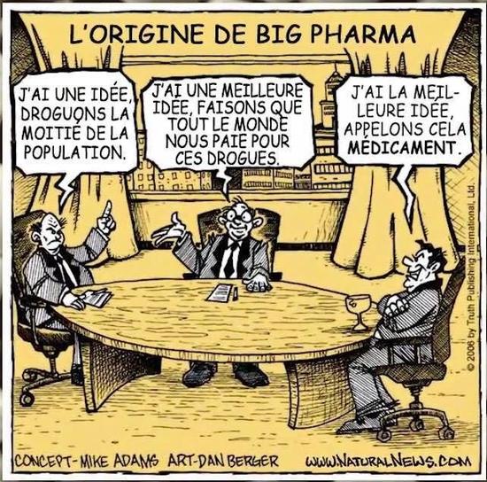 origine big pharma