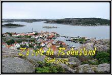 Suède : la côte du Bohusland