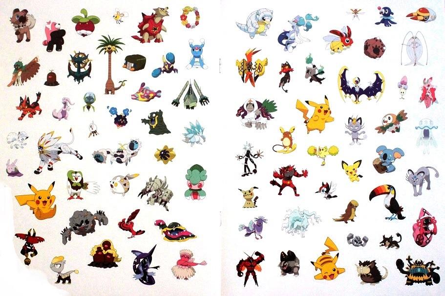 Pokemon Mes Coloriages Pikachu A Alola Jeunesse Les Chroniques