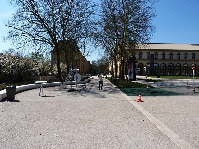 La Nouvelle place de la République de Metz 17 Marc de Metz