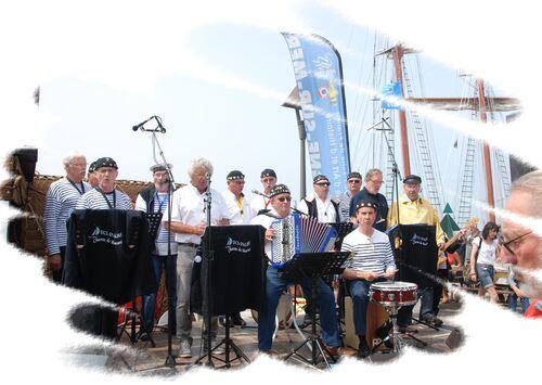 Fêtes de la mer à Boulogne - 14 juillet
