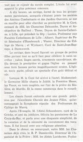 l'Abbé Lernoult ....1934 à 1951