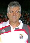 Luis Felipe Cruz  MATOS entraîneur des gardiens