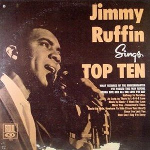Jimmy Ruffin : I've Passed This Way Before