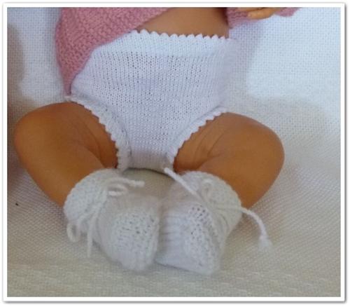 Une petite culotte pour Chloé