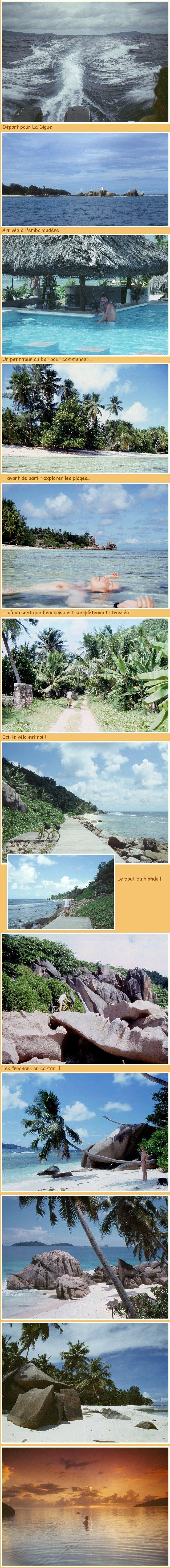 Les Seychelles - 8