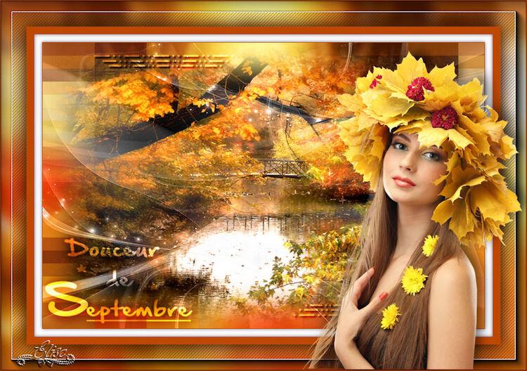 Douceur d'automne de Colybrix