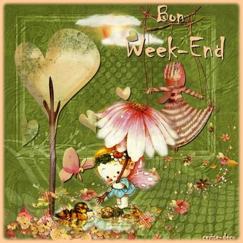 gifs : bon week end