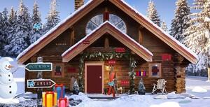 Jouer à Genie Mountain house Christmas escape