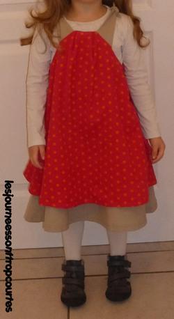 Robe pour petite fille (2)