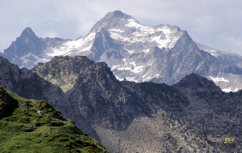Randonnée.Col du Tourmalet.Pic du Midi. 27.06.2017