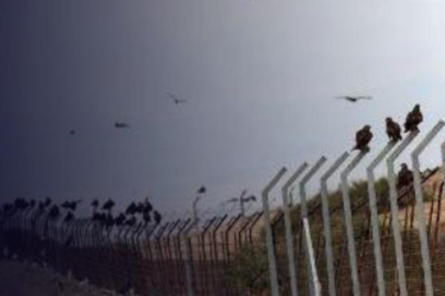 Israël va construire une clôture de sécurité avec la Jordanie
