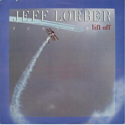 Jeff Lorber Fusion - Lift Off - Complete LP