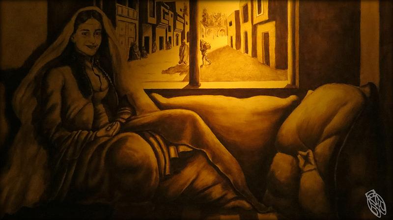 Le divan d'Antioche à Aix en Provence