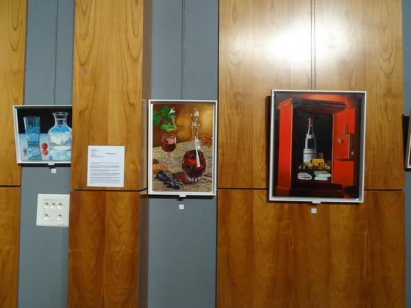 L'exposition 2016 des Amis des Arts à Montbard