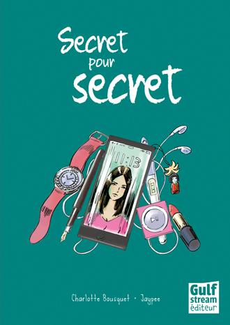 Un roman graphique qui parle de l'#IVG : Secret pour secret  @Gulf_Stream_Ed
