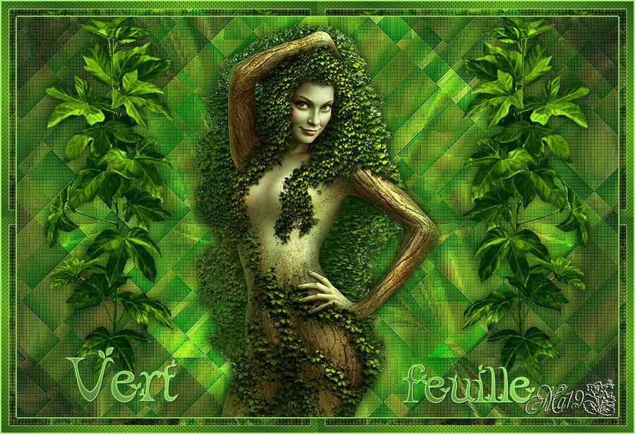 Vert feuilles