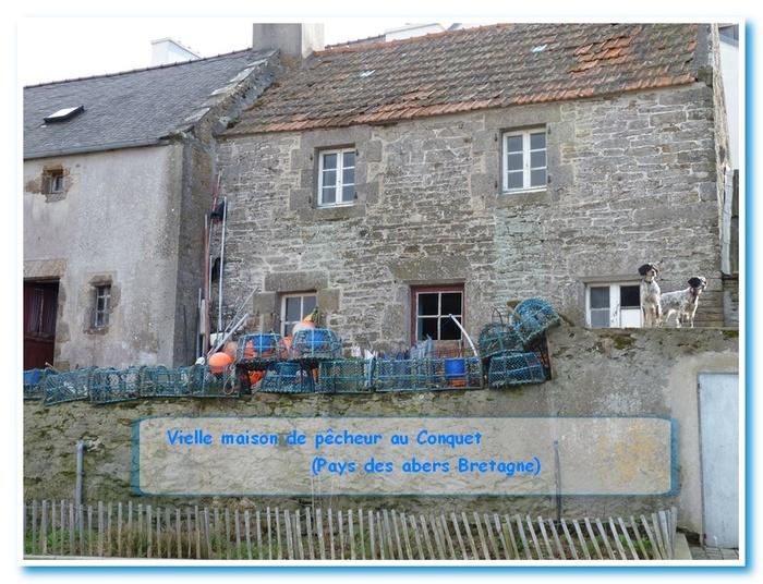 Bon Week end avec une photo prise en Bretagne lors de nos nombreuses escapades.