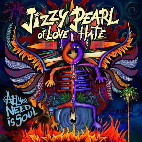 JIZZY PEARL - Un nouvel extrait de son prochain album solo dévoilé