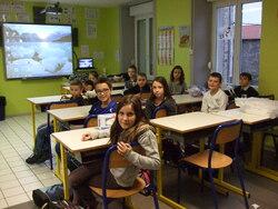 La classe de CE2-CM1