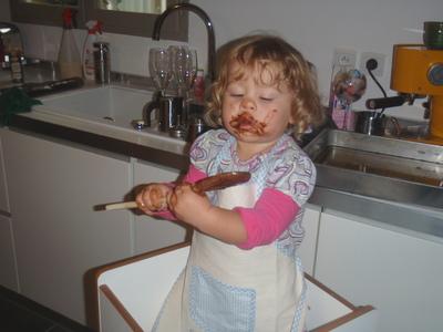 LA MOUSSE AU CHOCOLAT SANS SUCRE, NI BEURRE, NI CREME