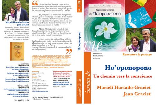 DVD sur Ho'oponopono réalisé par Debowska Productions