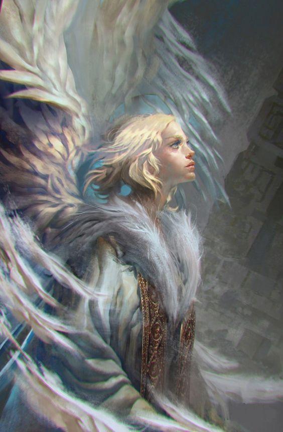 #angel Naomi Baker. Also see #fantasy screensavers at www.fabuloussavers.com/screensavers.shtml: