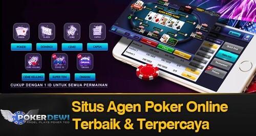 IDN Poker Situs Judi Online Poker Uang Asli Terpercaya 2019 dari POKERDEWI