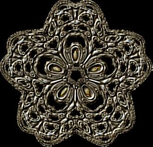 Fleurs/Etoiles série 2