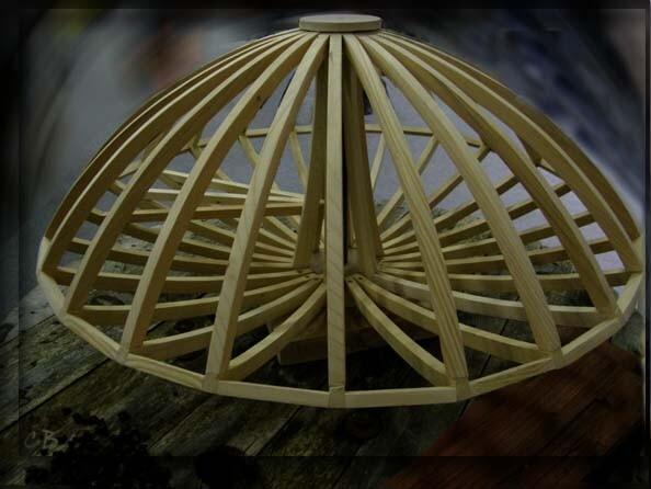 maquette ossature bois maison domespace