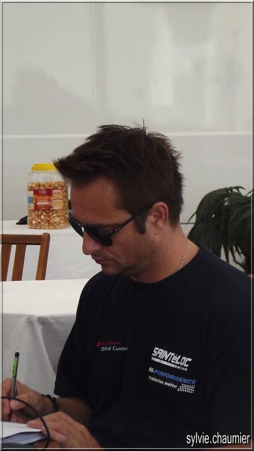 David Smet au gt tour au vigeant 2013