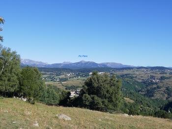 Panorama sur le Haut-conflent