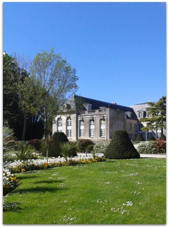 Péristyle de Lorient
