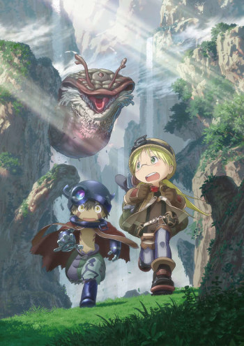 Made in Abyss انمي