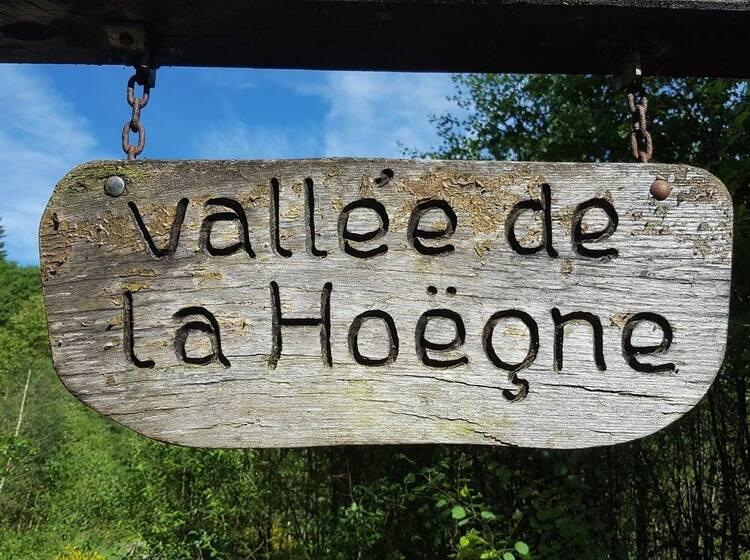 Ardennes- vallée de la Hoëgne