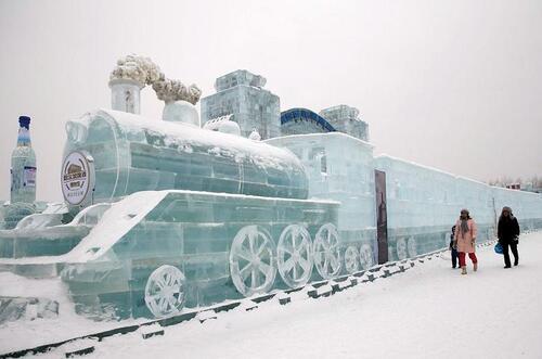 L'univers féerique d'Harbin