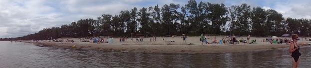 Les Sandbanks : des plages sur le Lac Ontario