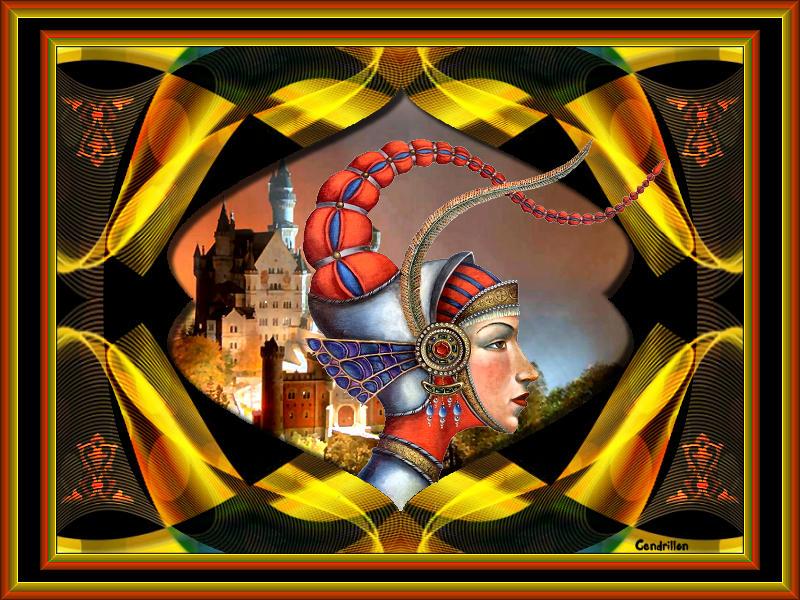 Lady Warrior - Jemima