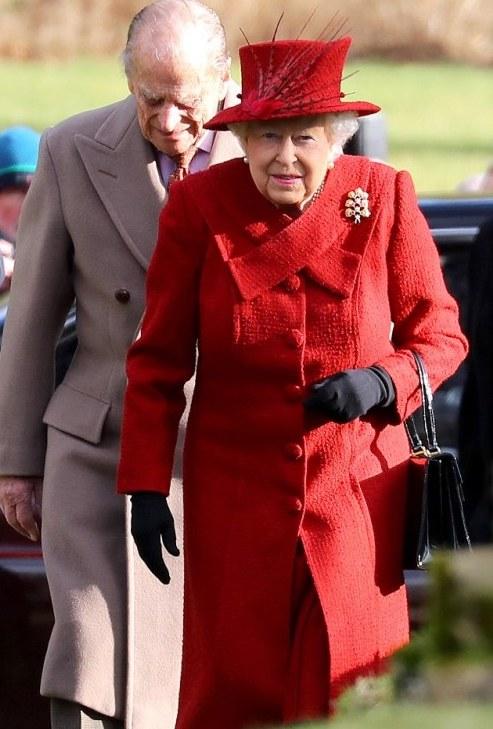 Reine Elisabeth et Prince Philip