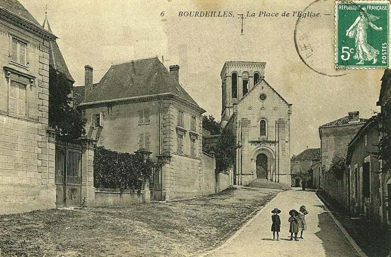 Bourdeille