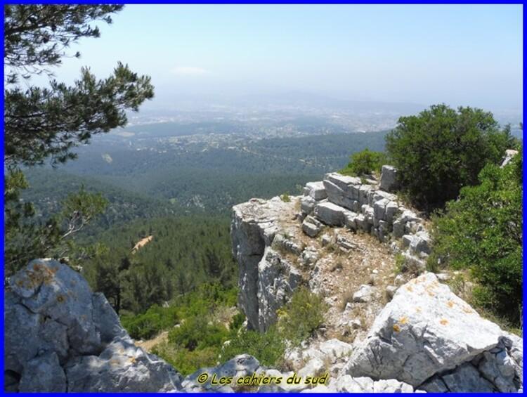 Var, la grotte Chélo et la grotte du Croupatier